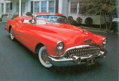 1953 Buick Skylark Roadmaster convertible