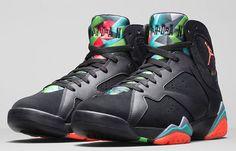 "Air Jordan 7 VII Retro 30th Mens Shoes ""Marvin The Martian"" [705350-007] Sz 9 #Nike #AthleticSneakers"