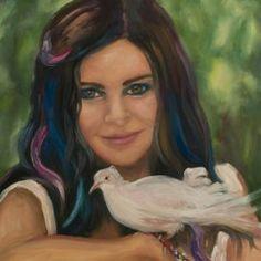 The Eyes Have It! Tetrachromat Artist Concetta18x24