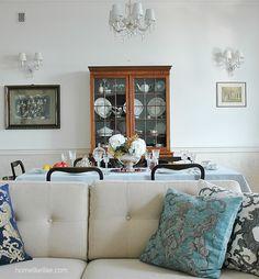 Modern Classic Home - homelikeilike.com
