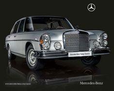 Mercedes-Benz 300SEL 6.3 (W109)