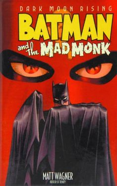 Batman and the Mad Monk @ niftywarehouse.com #NiftyWarehouse #Batman #DC #Comics #ComicBooks