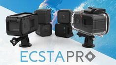 EcstaPro The First GoPro Session Extended Battery project video thumbnail