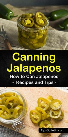 3 Easy Ways to Can Jalapenos Canning Jalapenos - How to Can Jalapenos - Recipes and Tips Canning jalapenos doesn't have to be a chore. Our guide shows you how to preserve your peppers and enjoy them all year long. Canning Jalapeno Peppers, Canned Jalapenos, Pickling Jalapenos, Stuffed Jalapeno Peppers, Home Canning Recipes, Canning Tips, Cooking Recipes, Kitchen, Recipes