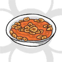 cereales con zumo [ES] #bol de #cereales con #zumodenaranja [EN] #cereals with #orangejuice #bowl.