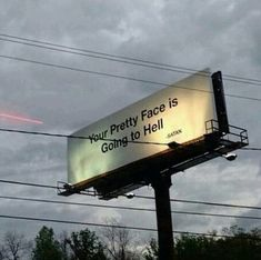 Your pretty face is going to hell-Satan. Haha this made me smile. Friday Im In Love, Southern Gothic, Cloud Strife, The Villain, Final Fantasy Vii, Pretty Face, Trauma, Signs, Feelings