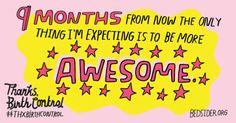 Today is Thanks Birth Control Day! #Thxbirthcontrol | Bitch Media