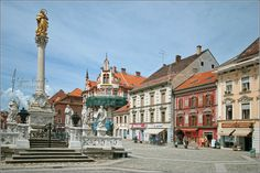 https://flic.kr/p/aE34Jw | Maribor central place | Maribor is the second largest city in Slovenia Maribor is also the largest and the capital city of Slovenian region Lower Styria and the seat of the Municipality of Maribor. In 2012 Maribor will be the European Capital of Culture and in 2013 it will host the XXVI 2013 Winter Universiade. Maribor will also be the 2013 European Youth Capital.
