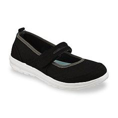 Women's Cicily Black Mary Jane Sneaker