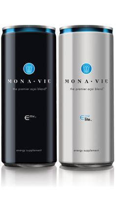 Recharge your body and mind with a boost of sustained energy. MonaVie EMV® and MonaVie EMV® Lite feature a proprietary blend of antioxidant rich fruits, including the Brazilian superfruits açai and maqui, and natural sources of energy.       Increase Energy*   Enhance Performance*  Promote Alertness*   Support Endurance*