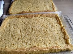 Tvarohovo-pomarančové rezy (fotorecept) - recept   Varecha.sk Bread, Food, Brot, Essen, Baking, Meals, Breads, Buns, Yemek