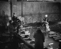 On the set of Stalker (1979)