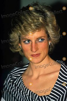 Photo: Dave Chancelor-alpha-Globe Photos Inc. 1989 Princess Diana Princessdianaretro