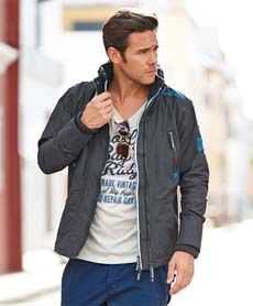 Superdry vindjakke fra Sportmann.no Superdry, Bomber Jacket, Jackets, Fashion, Down Jackets, Moda, Fashion Styles, Fashion Illustrations, Bomber Jackets