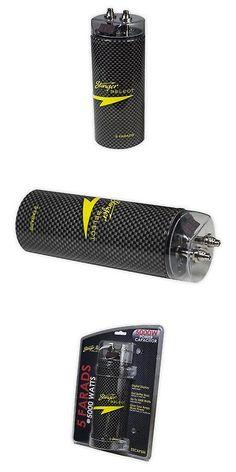 NIPPON ACAP-3500 Audiopipe 3 5 Farad Power Capacitor