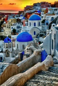 Santorini, Greece - Missing this place!