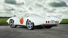 Driving The Worlds Only Official Street Legal Speed Racer Mach 5