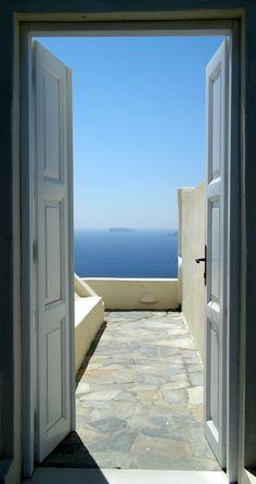"""""""Santorini"""" by @Tobi Totz"""