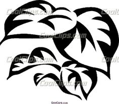 philodendron_CoolClips_vc029343.jpg (375×328)