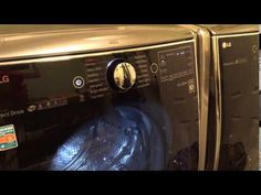 LG washer chime - YouTube