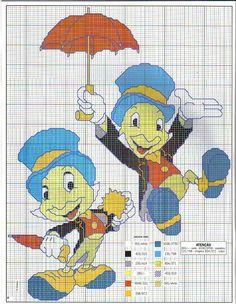 ampliar Disney Cross Stitch Patterns, Counted Cross Stitch Patterns, Cross Stitch Designs, Cross Stitch Embroidery, Cross Stitch Fairy, Cross Stitch For Kids, Disney Stitch, Modele Pixel Art, Stitch Character
