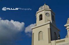 iglesia de Santa Rosa. Barqto - Venezuela.