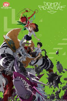 It's been six years since that summer adventure when Taichi Yagami and the rest of the DigiDestined crossed over to the Digital World. And nearly three years have passed since the final battle between Hikari Yagami's group and BelialVamdemon. As the peaceful days passed by, at some point the gate to the Digital World closed. Not even the DigiDestined know what caused this, and time alone continues to pass.