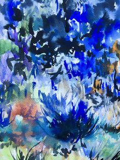 Watercolor Landscape Paintings, Watercolor Art, Art Work, Design Art, Etsy, Artwork, Work Of Art, Watercolor Painting, Watercolour