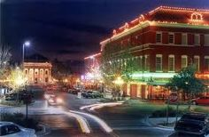 Great Shot of Gainesville, Florida