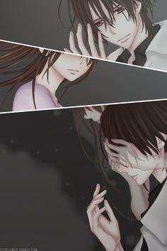 Vampire Knight- Kaname And Yuki