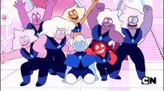 Steven universe, holly blue agate, su, amethyst, jasper