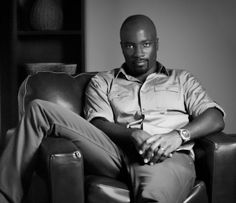 You are not ready for Luke Cage's Mike Colter!