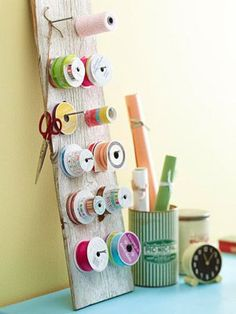 round up: sewing room inspiration by Emma (plus a giveaway!) || imagine gnats