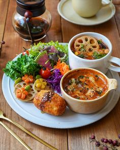 Cafe Food, Food Menu, Lunch Snacks, Lunch Menu, Bento Recipes, Healthy Recipes, Asian Cookbooks, Plate Lunch, Exotic Food