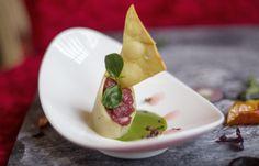 Hotel Chateau Monfort Milano - Chef Marco Offidani   #goodfoodingoodfashion #gfgf #mwf