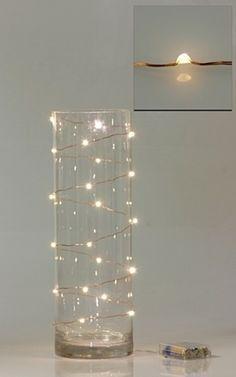 Wired Fairy Lights | DIY Wedding Company