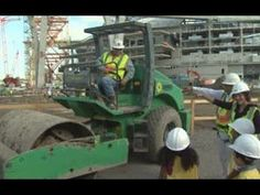 Join Penny and the KidVision Pre-K Kids as they visit a construction site to see what it takes to construct a new building. They learn about planning, safety...