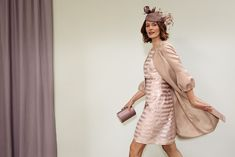 This pink dress and jacket by Jacques Vert is perfect for Mother of the bride