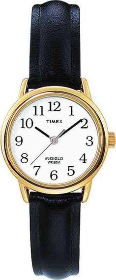Timex T20433 - Lagernd . Wenn Sie einen tapferen Mann und wollte etwas, das beeindrucken konnte Ihre Geliebte Frau, dann ist dies TIMEX T20433 Easy Reader Traditionelle 'Ihr' Uhr ist die Sache könntest du Angeberin zu ihr. Diese wunderbare TIMEX T20433 Uhr ist ein weiterer Timex-Bereich, der eine klar definierte Zifferblatt für die genaue Anzeige präsentiert und gleichzeitig einfache Qualität. Es ist kommt sehr gut präsentiert in einer TIMEX-Präsentation Box welche Funktionen Leuchtz...