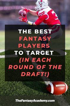 Fantasy Football Strategy, Fantasy Football Players, Fantasy Football Rankings, Fantasy Football Names, Fantasy Draft, Stefon Diggs, Emmanuel Sanders, Todd Gurley, Julio Jones