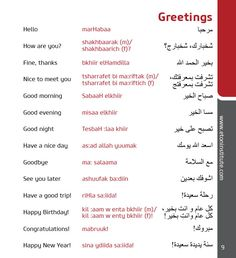Learn Emirati Arabic, the language used in the United Arab Emirates, with Eton Institute's phrasebooks. Tip: Use the transliteration (in red) to perfect your pronunciation.