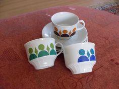 cups | 60s | seltmann weiden