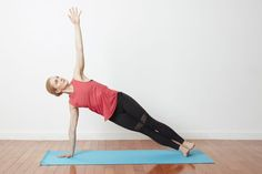 Tone Your Triceps and Biceps With 10 Yoga Poses for Arms: Side Plank - Vasisthasana