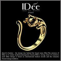 IDee female kitten ring finger influx of people female couple cute Pinky