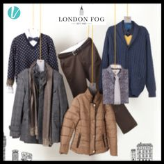 Get ready for Winter. Shop London Fogs Premium Collection on Vilara. Shop here:https://goo.gl/afaI36 #londonfog #winterwear #premiumclothing #Vilara