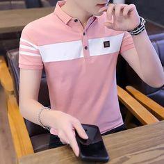 New T Shirt Design, Shirt Designs, Men's Polo, Polo Shirt, Mens Cotton T Shirts, Casual Outfits, Polo Ralph Lauren, Street Style, Mens Fashion