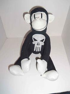 The Punisher Monkey
