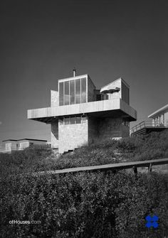 Horace Gifford, Evans-DePass Residence, Fire Island 1965