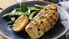 The Betty Crocker Kitchens show you how to cook fish on the grill. Hot tips that guarantee these fresh lemon-garlic halibut steaks turn out deliciously apply to all kinds of grilled fish.