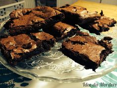 A colpo sicuro... i Brownies!